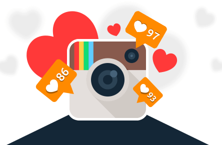 100 Real Instagram  Likes